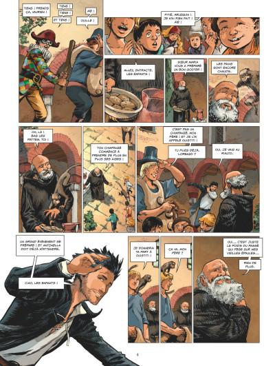 Page 2 L'art du crime tome 8
