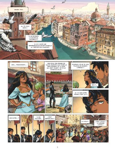 Page 3 L'art du crime tome 8