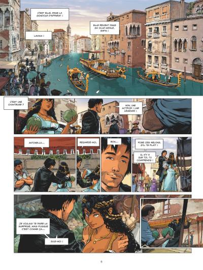 Page 4 L'art du crime tome 8