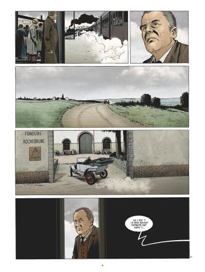 Page 2 Les maîtres-saintiers tome 4