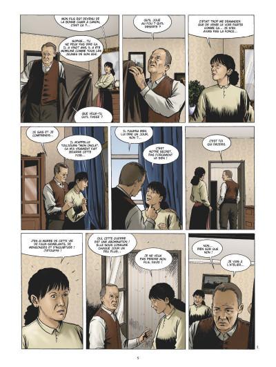 Page 3 Les maîtres-saintiers tome 4