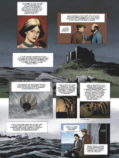 Page 4 Les maîtres-saintiers tome 4