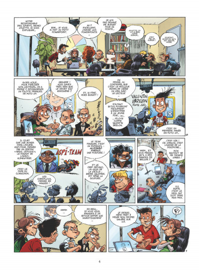 Page 2 Pilote 18 tome 1