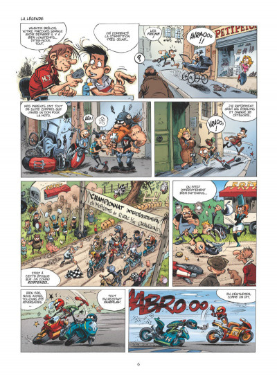 Page 4 Pilote 18 tome 1