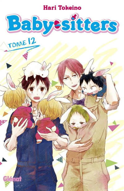 Couverture Baby-sitters tome 12