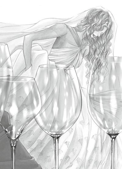 Page 9 Les gouttes de dieu - mariage tome 1