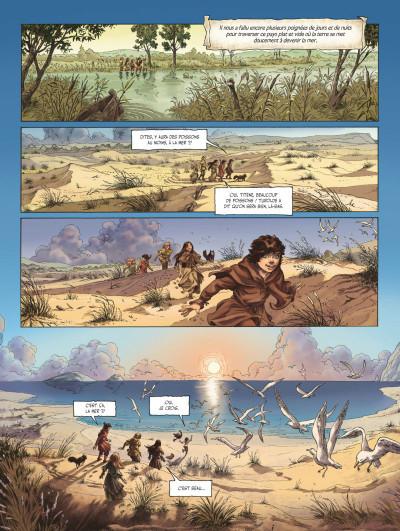 Page 4 999, à l'aube de rien du tout tome 2