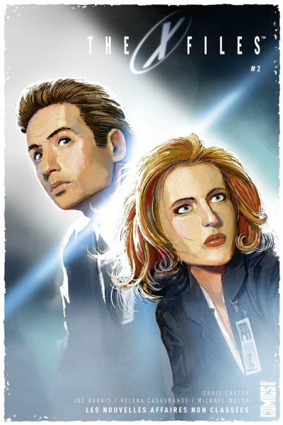 Couverture The x-files tome 2