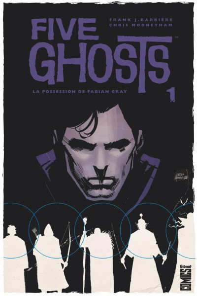 Couverture Five ghosts tome 1