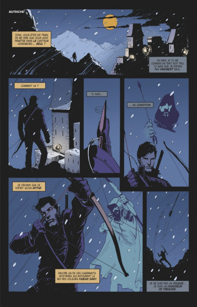 Page 1 Five ghosts tome 1