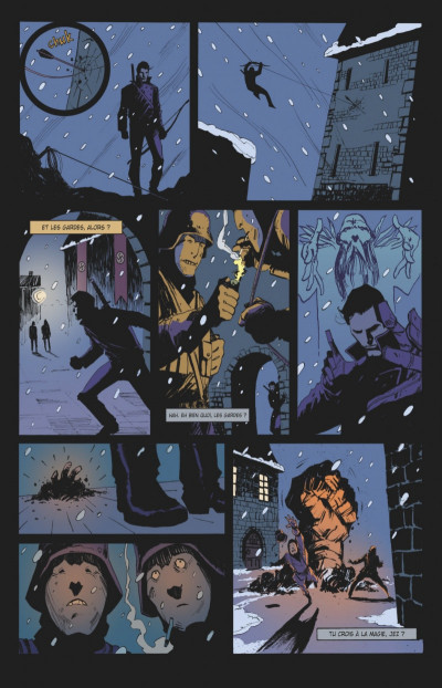 Page 2 Five ghosts tome 1