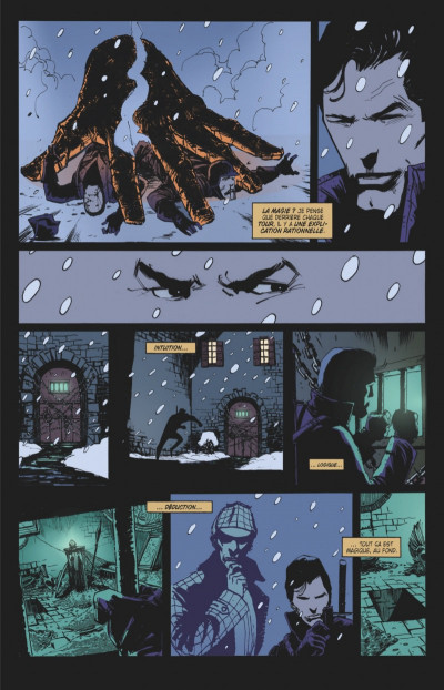 Page 3 Five ghosts tome 1