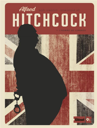 Couverture Alfred Hitchcock tome 1