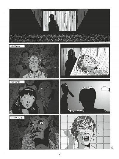Page 5 Alfred Hitchcock tome 1