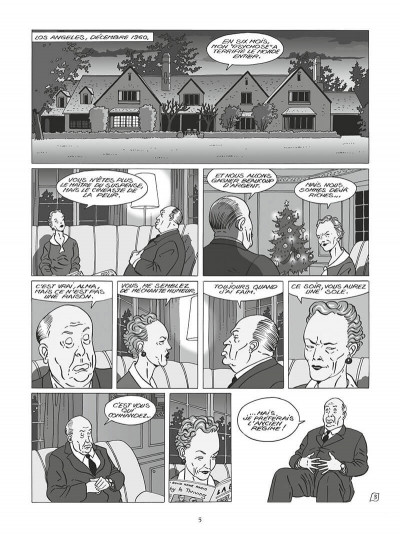 Page 6 Alfred Hitchcock tome 1