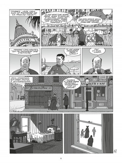 Page 7 Alfred Hitchcock tome 1