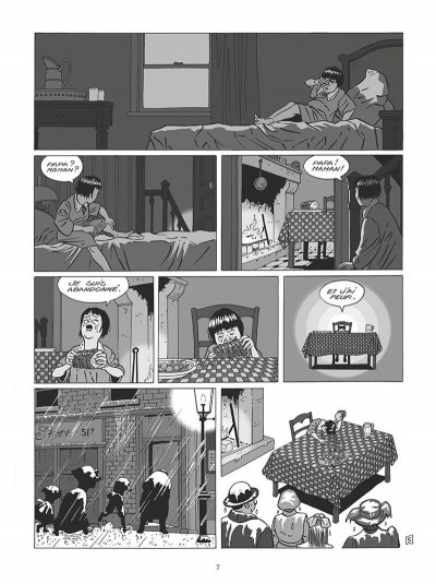 Page 8 Alfred Hitchcock tome 1