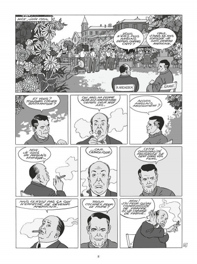 Page 9 Alfred Hitchcock tome 1