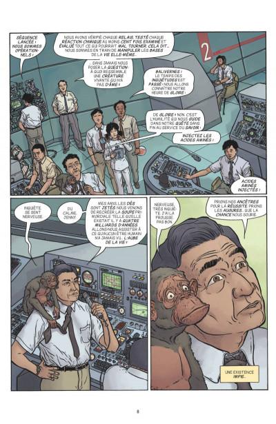 Page 2 Big Guy & Rusty le garcon robot