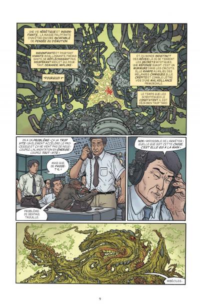 Page 3 Big Guy & Rusty le garcon robot