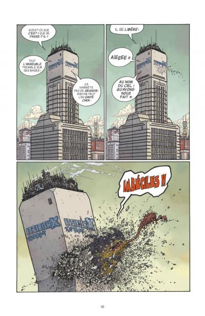 Page 4 Big Guy & Rusty le garcon robot