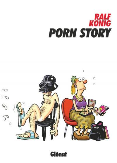 Couverture Porn story