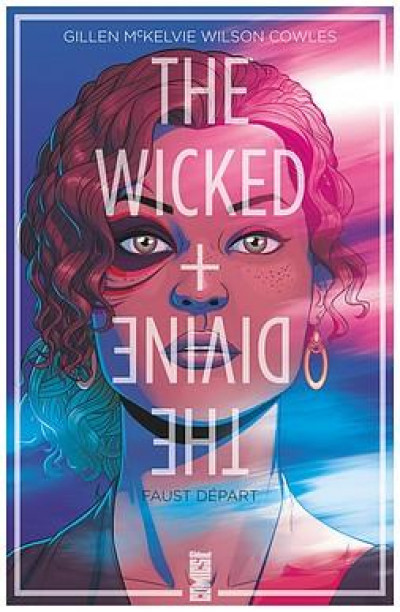 Couverture The wicked + the divine tome 1