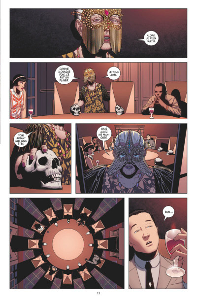 Page 3 The wicked + the divine tome 1