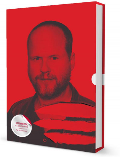 Couverture Joss Whedon - La biographie