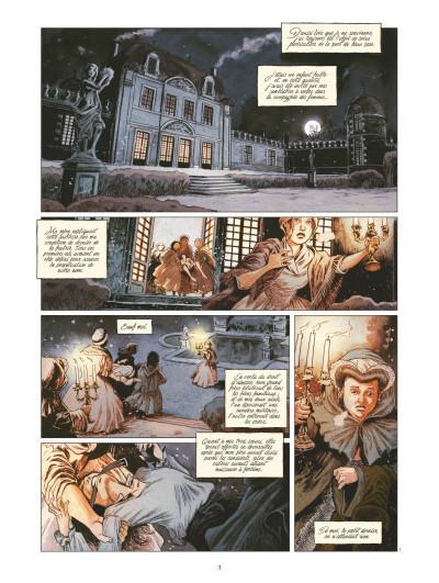Page 1 Liaisons dangereuses préliminaires tome 1