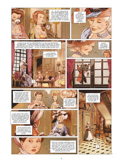 Page 4 Liaisons dangereuses préliminaires tome 1