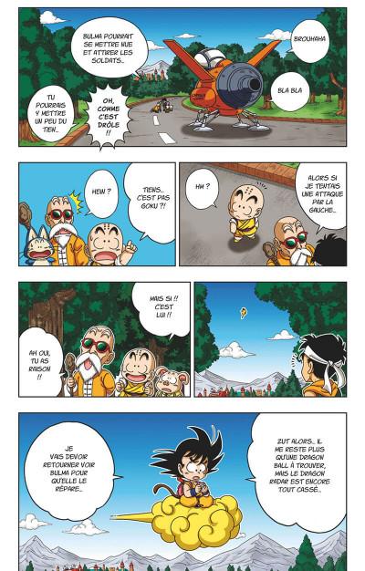 Page 7 Dragon Ball SD tome 4