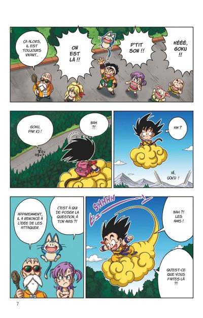 Page 8 Dragon Ball SD tome 4