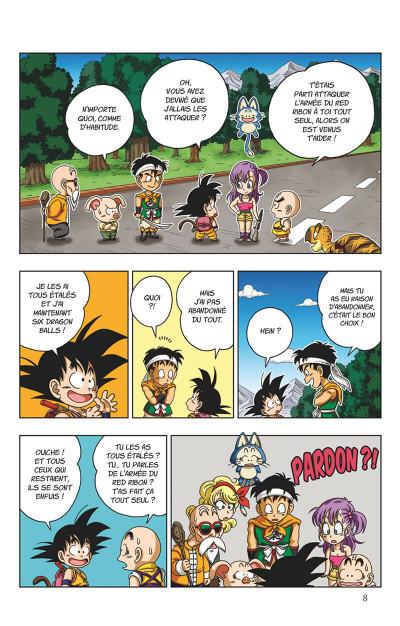 Page 9 Dragon Ball SD tome 4