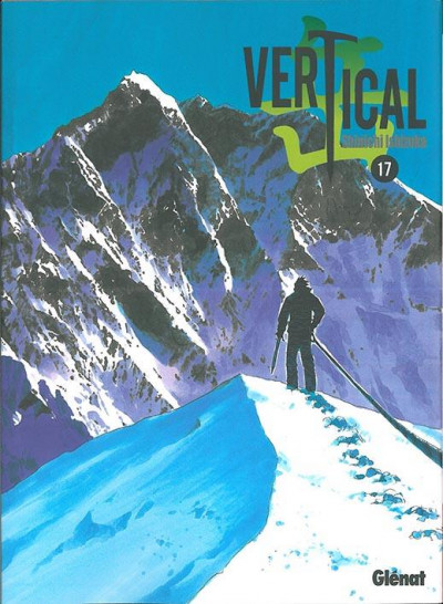 Couverture Vertical tome 17