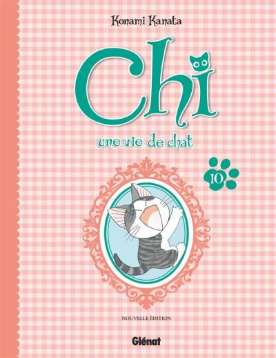 Couverture Chi - Une vie de chat - grand format tome 10