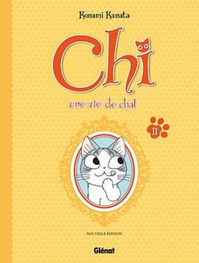 Couverture Chi - Une vie de chat - grand format tome 11