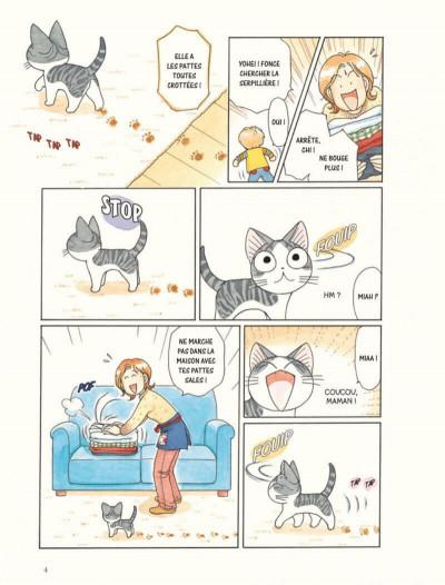 Page 4 Chi - Une vie de chat - grand format tome 11