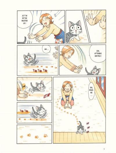 Page 5 Chi - Une vie de chat - grand format tome 11