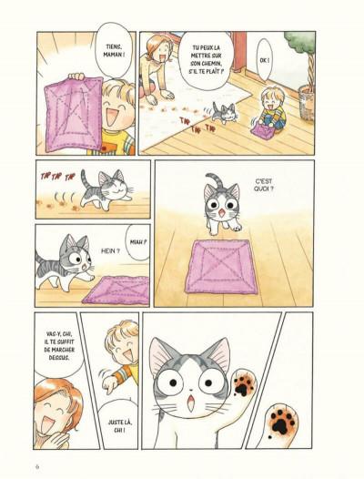 Page 6 Chi - Une vie de chat - grand format tome 11