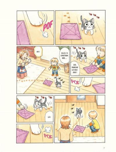 Page 7 Chi - Une vie de chat - grand format tome 11