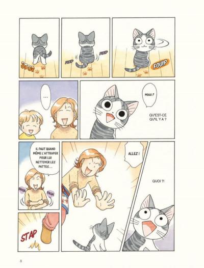 Page 8 Chi - Une vie de chat - grand format tome 11