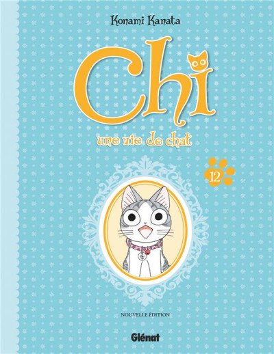Couverture Chi - Une vie de chat - grand format tome 12