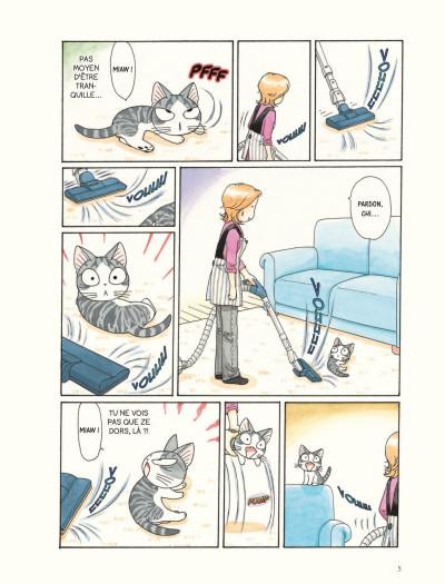 Page 3 Chi - Une vie de chat - grand format tome 12