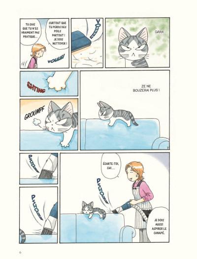 Page 4 Chi - Une vie de chat - grand format tome 12