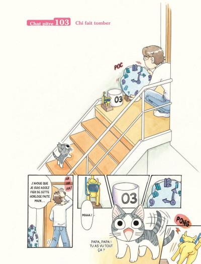 Page 9 Chi - Une vie de chat - grand format tome 12