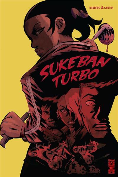 Couverture Sukeban turbo