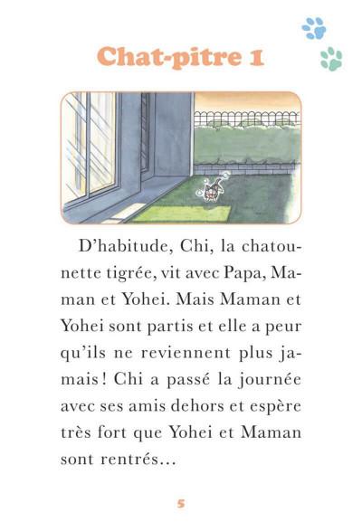 Page 2 Chi - Une vie de chat - poche tome 18