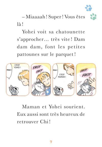 Page 4 Chi - Une vie de chat - poche tome 18