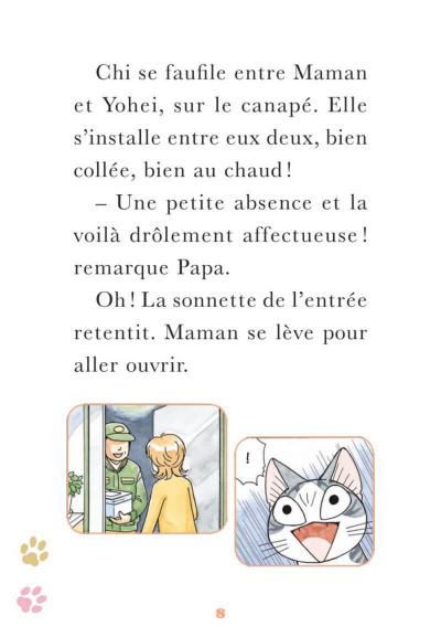 Page 5 Chi - Une vie de chat - poche tome 18